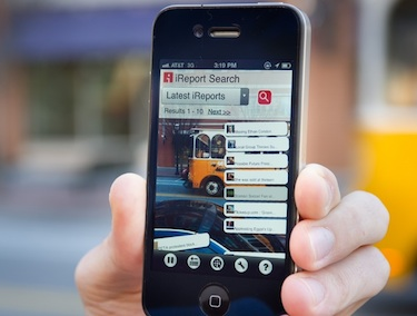 Argon, the augmented reality web browser, available now on iPhone